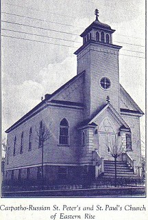 Original Church Photo from 1930